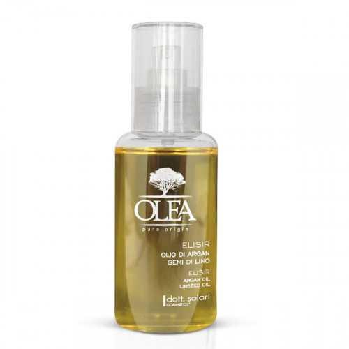 Dott. Solari Elisir Argan oil linseed oil 50 ml